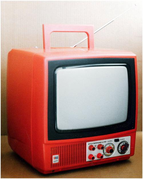 Кольоровий телевізор Електроніка-Ц401