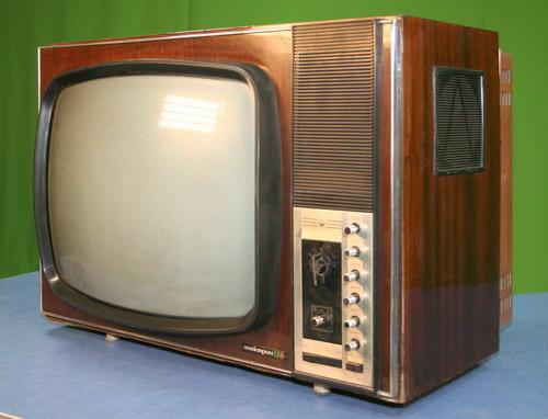 Ламповий телевізор Електрон-703Д