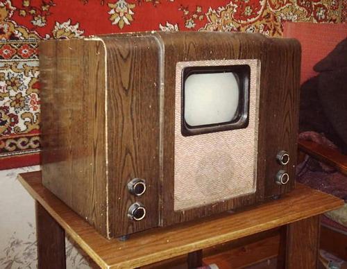 КВК-49-1 - перший масовий телевізор