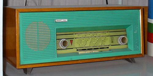 Радіо Мінськ-62 - зовнішній вигляд