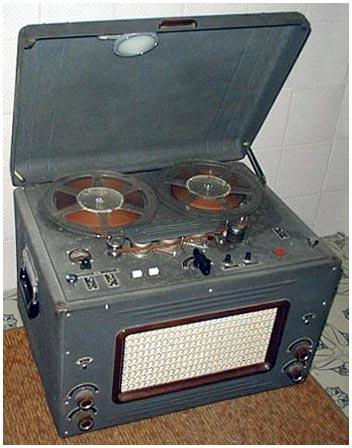 Ламповий магнітофон МАГ-8М-ІІ
