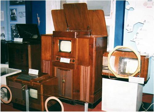 Ленінград Т-3 в музеї