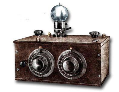 Батарейний радіоприймач ПЛ-1