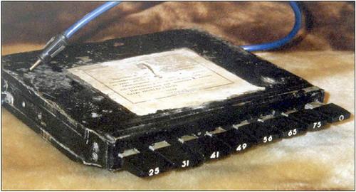 Авто-приймач КВП-1 - старі діапазони