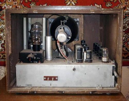 Телевізор КВН-49-1 - пристрій