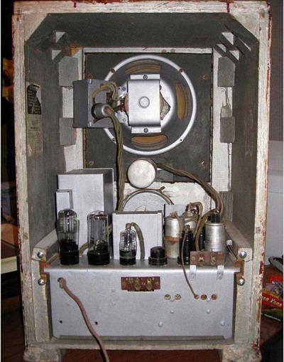 Радиоприёмник - ''СВД-9''