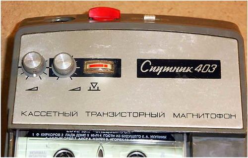 Супутник-403 - управління