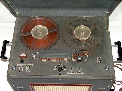 Стаціонарний магнітофон МАГ-8М-ІІ