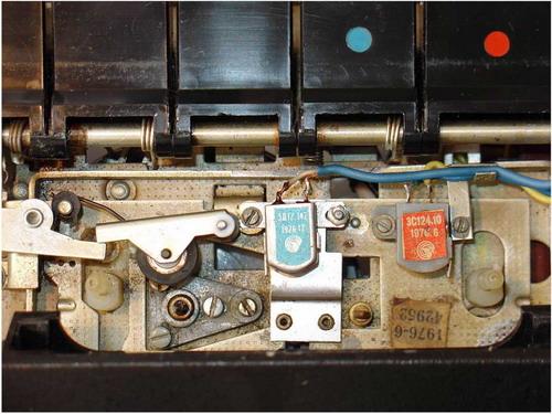 Тоніка-305 - блок головок