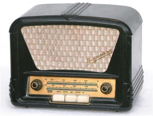 Радіоприймач Воронеж - зовнішній вигляд