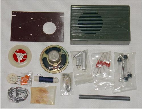 Електрон-2М - набір деталей конструктора
