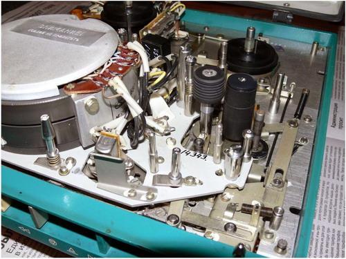 Электроника-501-видео - устройство