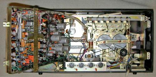 Оріль-206С, Орель-306С - схемотехніка