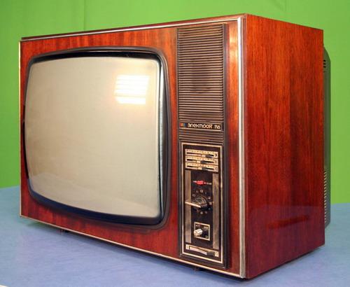 Ламповий телевізор Електрон-716Д
