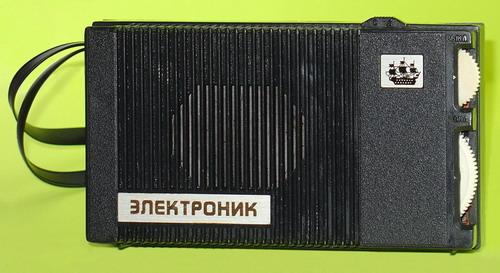 Дитячий радіоприймач Електронік