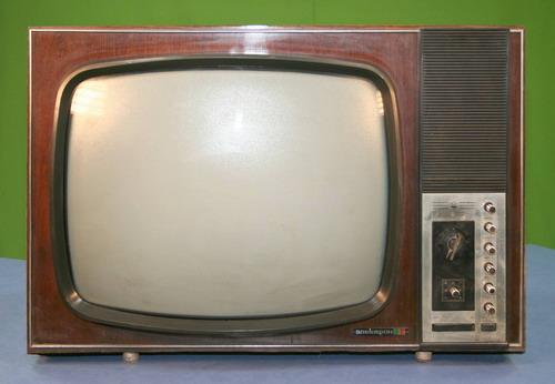 Кольоровий телевізор Електрон-703Д