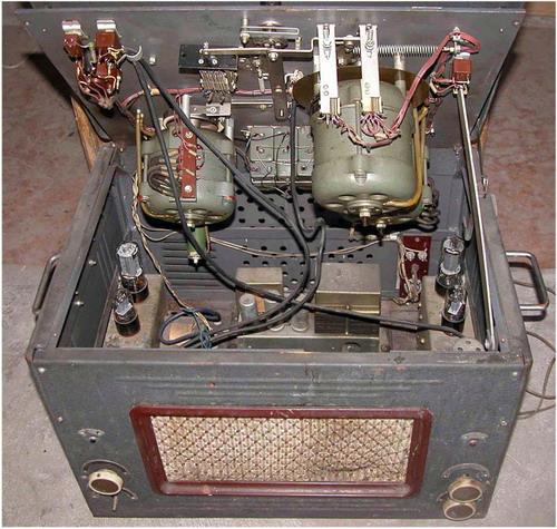 Ламповий магнітофон МАГ-8М-ІІ - ЛПМ