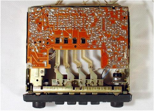 Билина-315 - схемотехніка