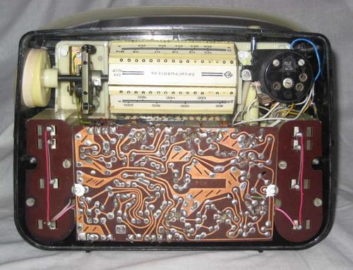 Радіоприймач Спидола - схемотехніка