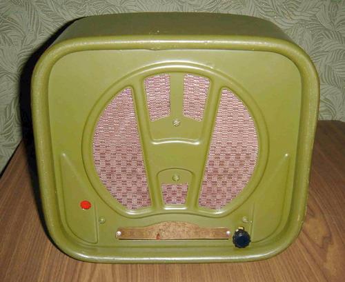 Тула - ламповий радіоприймач