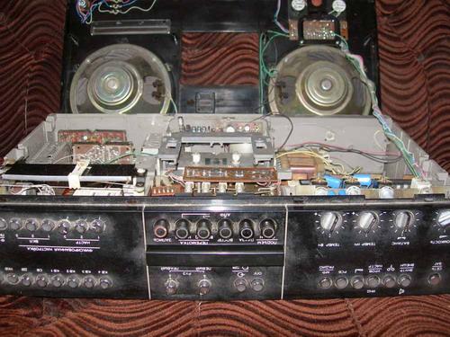 Ореанда-203-стерео - схемотехніка