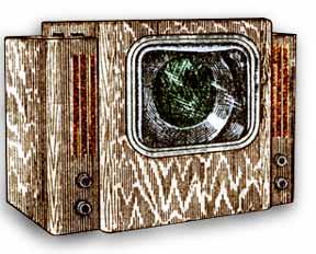 Перший кольоровий телевізор - Веселка