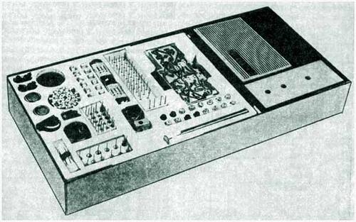 Радиоприёмник Колос - набор из