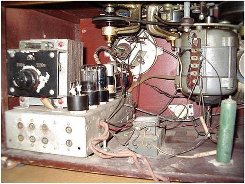 Дніпро-3 - схемотехніка