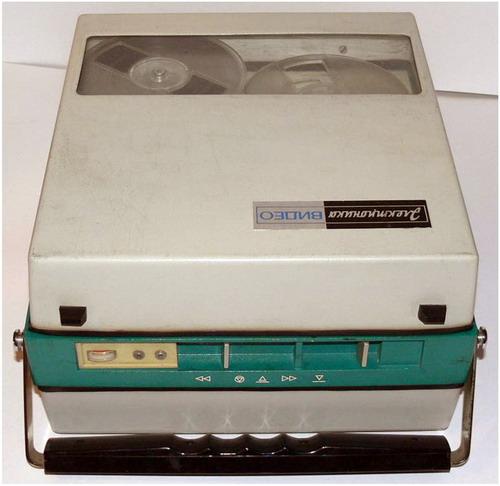 Электроника-501-видео - видеомагнитофон