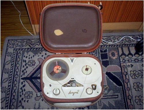 Астра-2 - переносний магнітофон
