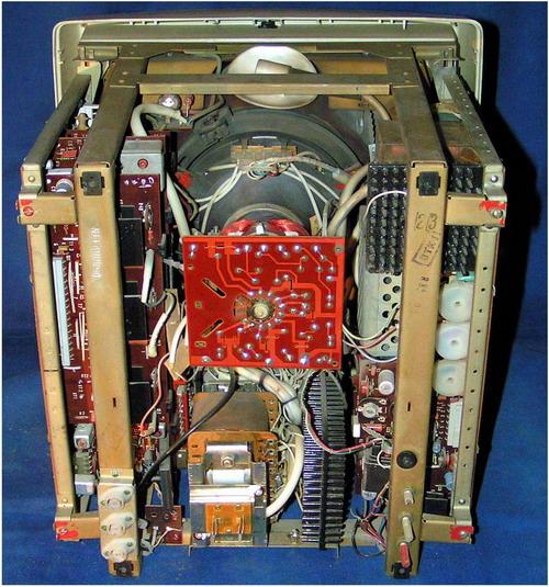 Електроніка Ц-401М - схемотехніка