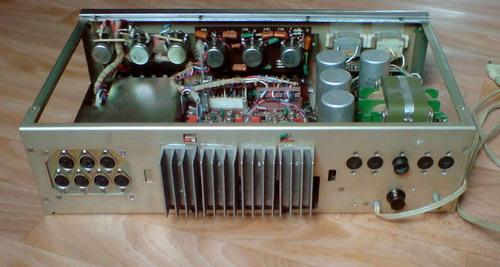 Одіссей-002-стерео - схемотехніка