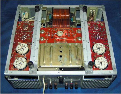 Прибій-50УМ-204С, Прибій-75УМ-204С - електроніка