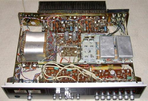 Радіотехніка-020 стерео - схемотехніка
