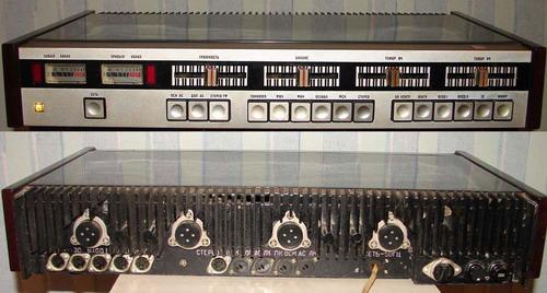 Арктур-002-стерео - задня панель