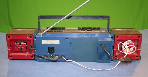Протон РМ-211С - задня панель