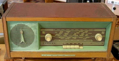 Радіоприймач Аусма - зовнішній вигляд