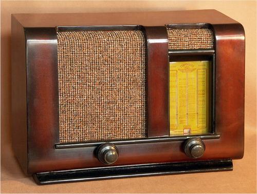 Батарейний радіоприймач Партизан