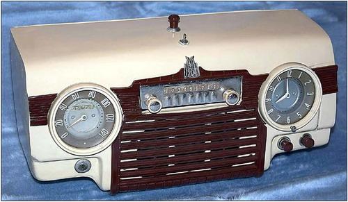 Автомобільний радіоприймач А-8М - нова облицювання