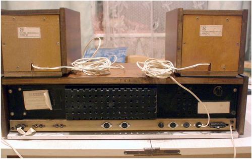 Мелодия-101-стерео (вид сзади)