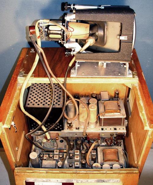 Проекційний телевізор Топаз - схемотехніка