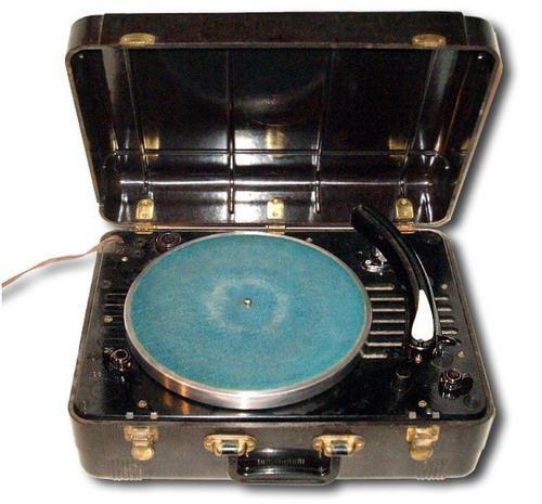 Электрофон УП-2М
