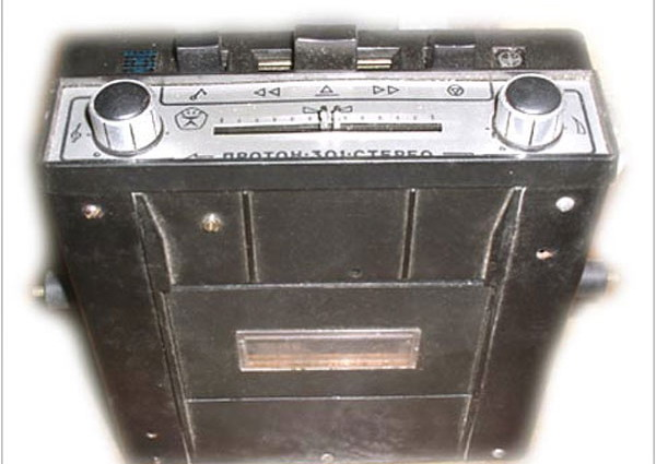 Магнітофон Протон-301-стерео