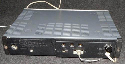 Електроніка Т-003-стерео - задня панель