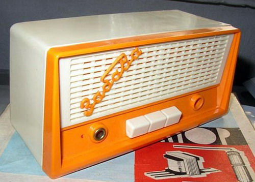 Сувенирный радиоприёмник