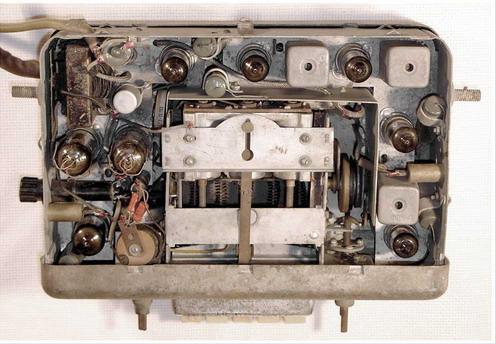 Автомобільний радіоприймач А-9 - схемотехніка