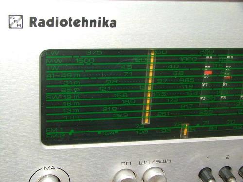Вікторія-003М - панель приймача