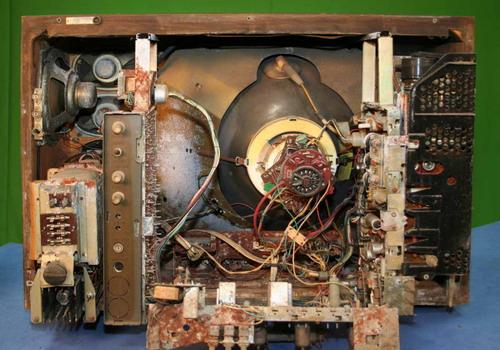 Електрон-703Д - схемотехніка