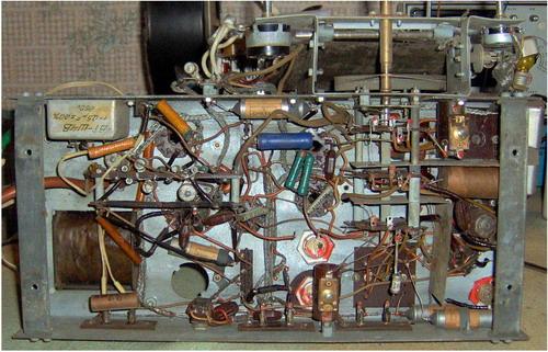 Мережевий радіоприймач Маршал - електроніка