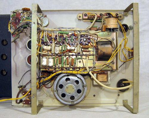 Ельфа-6 - механіка